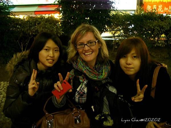 士林捷運站訪問的外國人