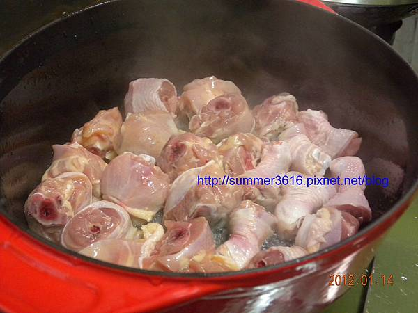 20120114紅酒燉雞肉01.JPG