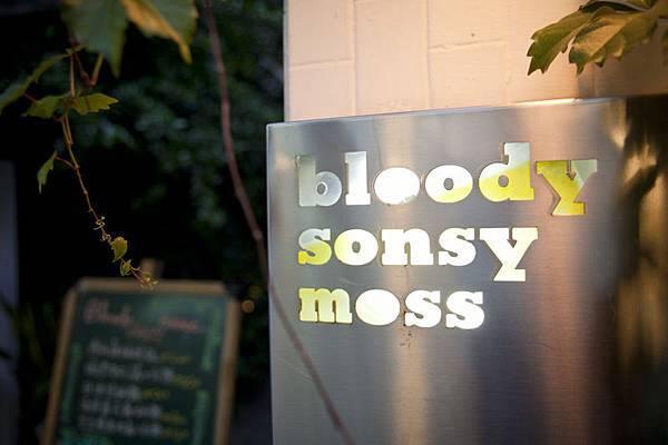 Bloody sonsy moss