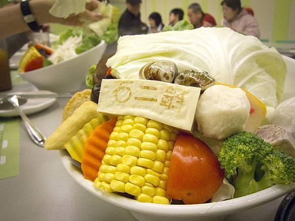 石二鍋-食材