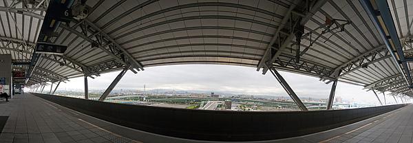 烏日高鐵站-環景