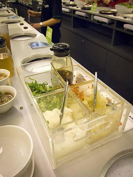 石二鍋-醬料
