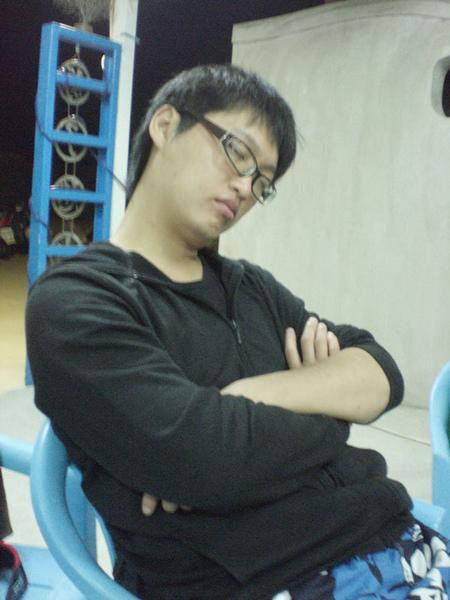 還有人睡著嚕