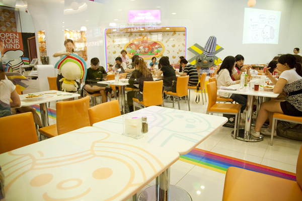 open醬餐廳
