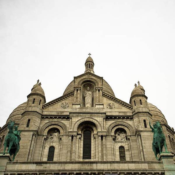 Basilique du Sacre-Coeur by Summer Lai Limited