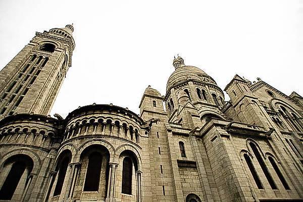 Basilique du Sacre-Coeur by Summer Lai Limited