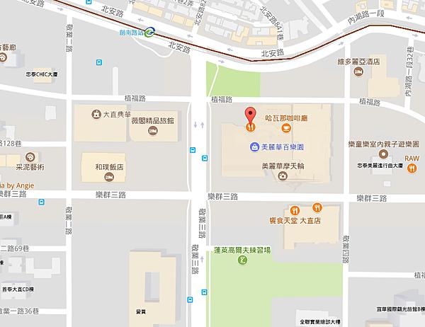 太陽番茄拉麵美麗華店地圖.png