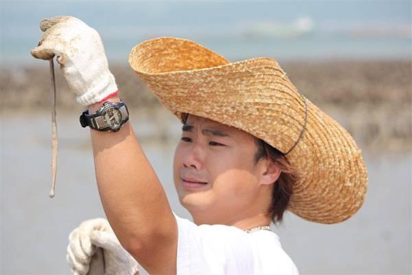 沙蟲劇照(李嘉文)