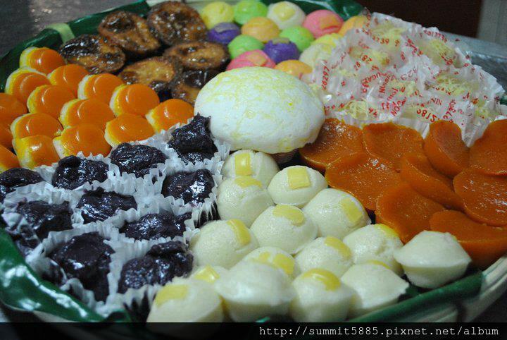 3'Filipino Native Delicacies