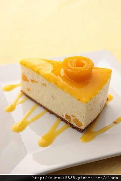 3'Mango Cheese cake