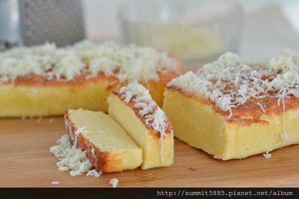 3'Taisan. (Filipino Chiffon Cake)