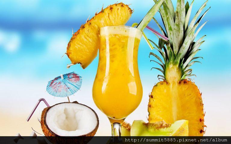 4、新鮮果汁