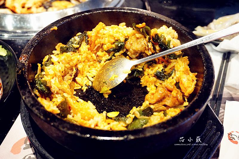 石鍋拌飯-公益路燒烤吃到飽