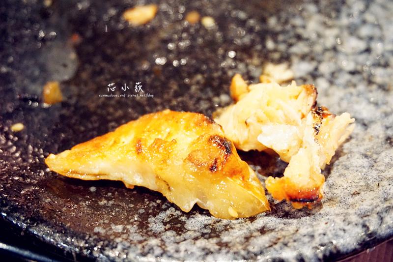 挪威鮭魚肚-公益路燒烤吃到飽