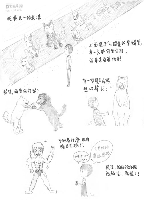 2013.1.4夢境s