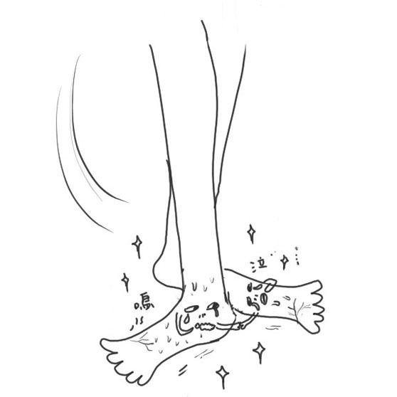 老左與老右- 芭蕾受難記6