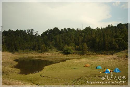 加羅湖全景