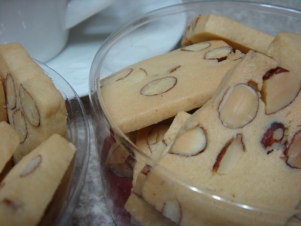 杏仁奶酥餅