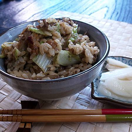 20140714一人だけ昼ご飯を食べるのに、よくご飯を作ります。