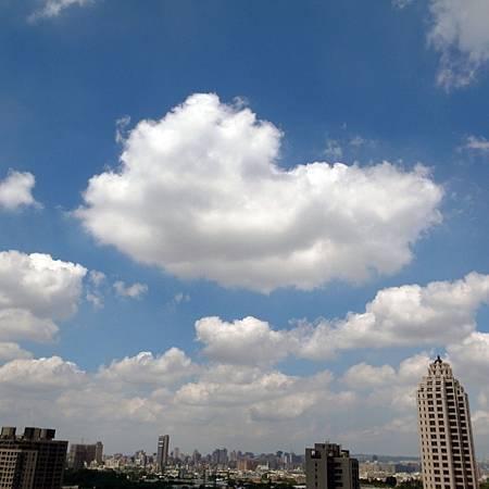 20140715こんなの雲が好きです。