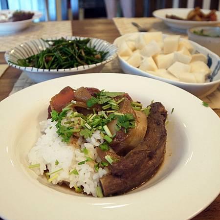 20140905友達は今日の昼ご飯がとても美味しかったと言っていました。
