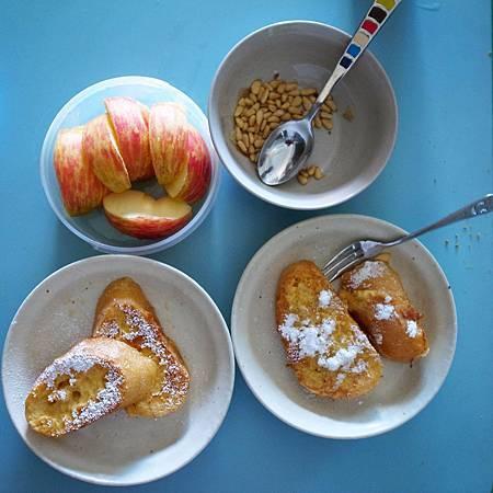 20141013先週、毎日同じ朝食を食べました