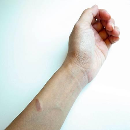 20141016パンを作るのために、手が熱湯消毒された。