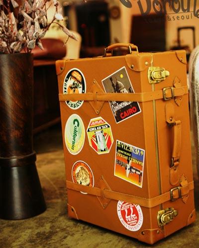 最重要的行李