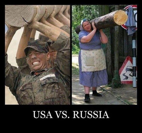 俄羅斯是地表上最強人種1