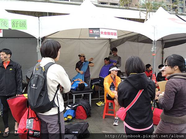 2013 THE NORTH FACE 100國際越野挑戰賽7公里10
