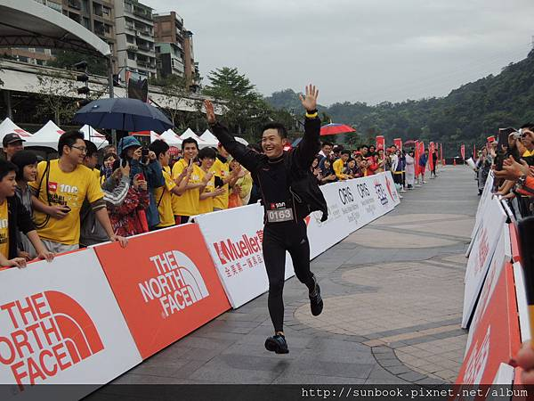 2013 THE NORTH FACE 100國際越野挑戰賽7公里19