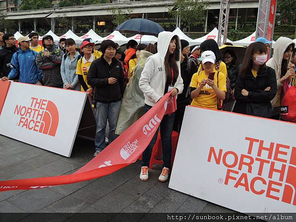 2013 THE NORTH FACE 100國際越野挑戰賽7公里20