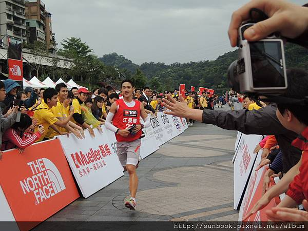 2013 THE NORTH FACE 100國際越野挑戰賽7公里22