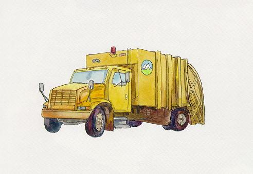 垃圾車定律