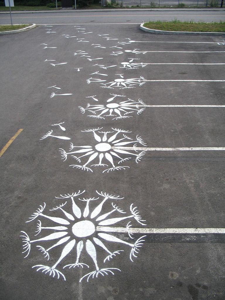 自行車迷的街頭藝術15