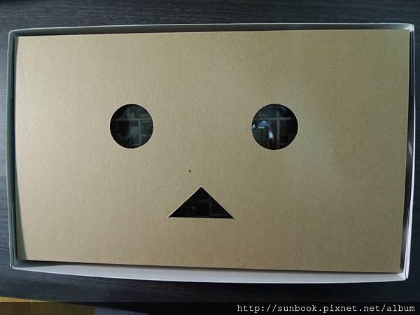 紙箱人壽屋組裝阿愣開箱2