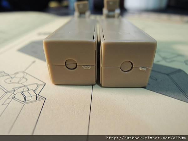 紙箱人壽屋組裝阿愣開箱11