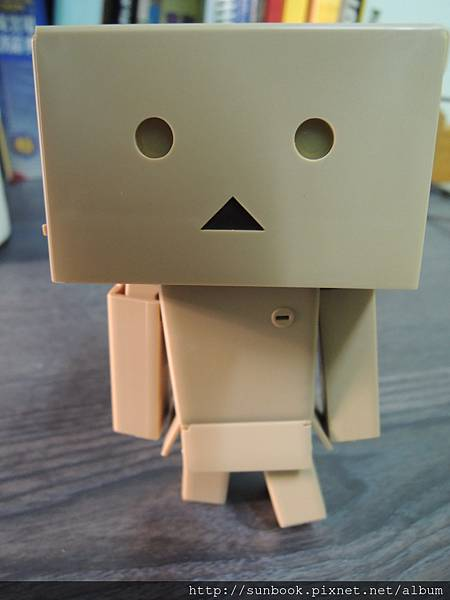 紙箱人壽屋組裝阿愣開箱12