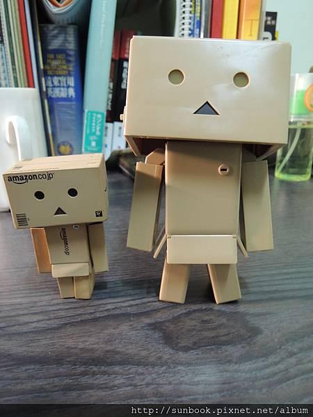 紙箱人壽屋組裝阿愣開箱13