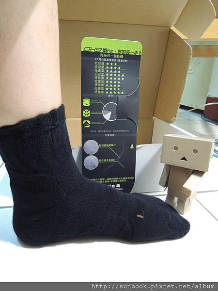台灣黑狗兄運動襪16