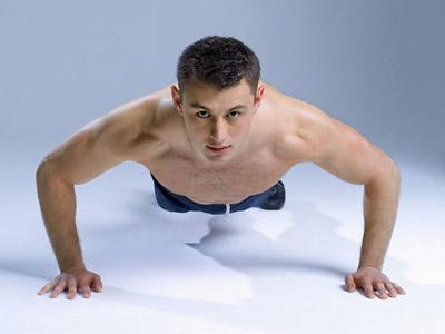 男人越疲勞越要運動