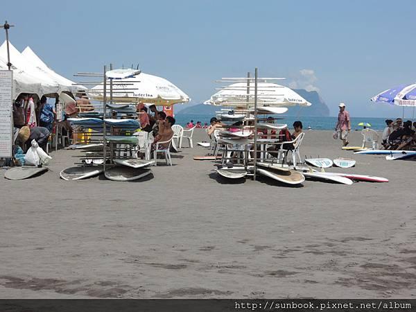 烏石港衝浪行程規劃9