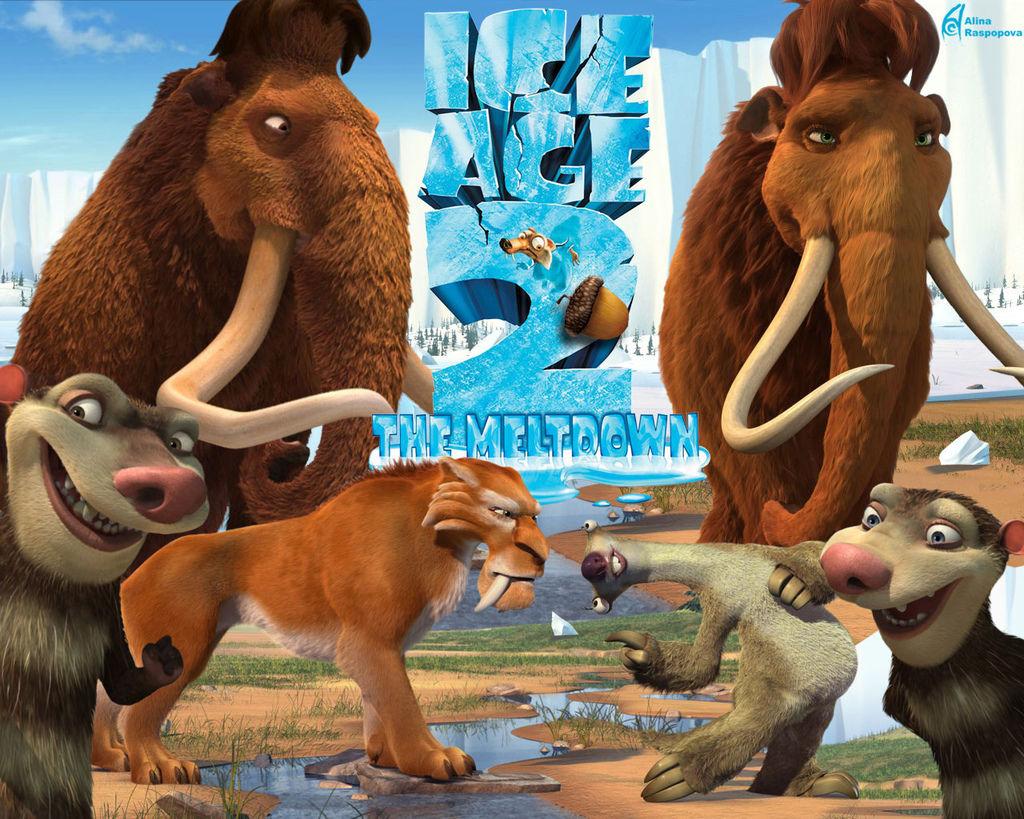 冰原歷險記2 Ice Age 2