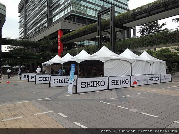 2013 Seiko Super Runner城市路跑賽衣服開箱1