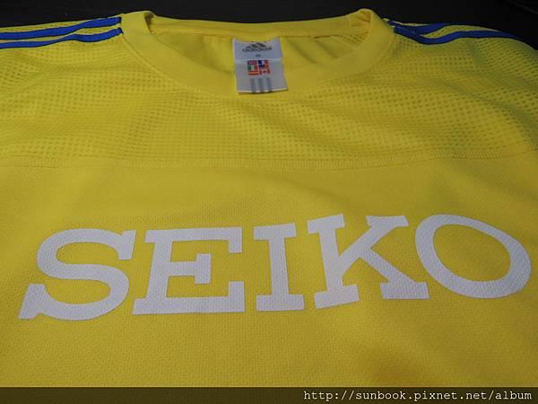2013 Seiko Super Runner城市路跑賽衣服開箱12