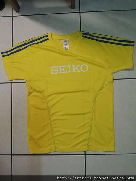 2013 Seiko Super Runner城市路跑賽衣服開箱16