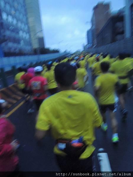 2013 Seiko Super Runner城市路跑賽心得11