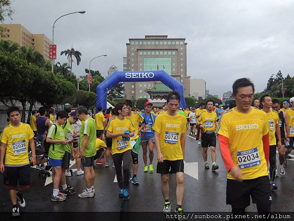 2013 Seiko Super Runner城市路跑賽心得13