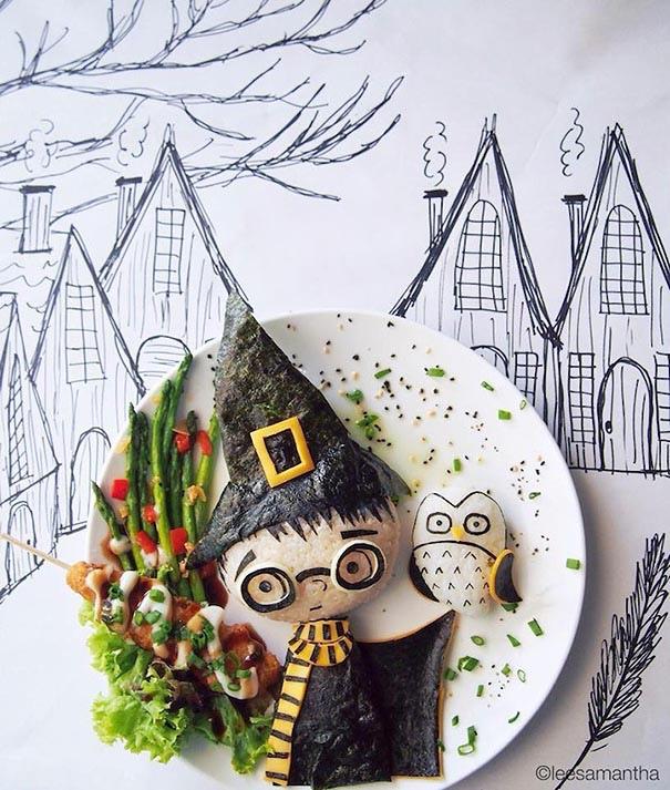 可愛創意的兒童料理1.jpg
