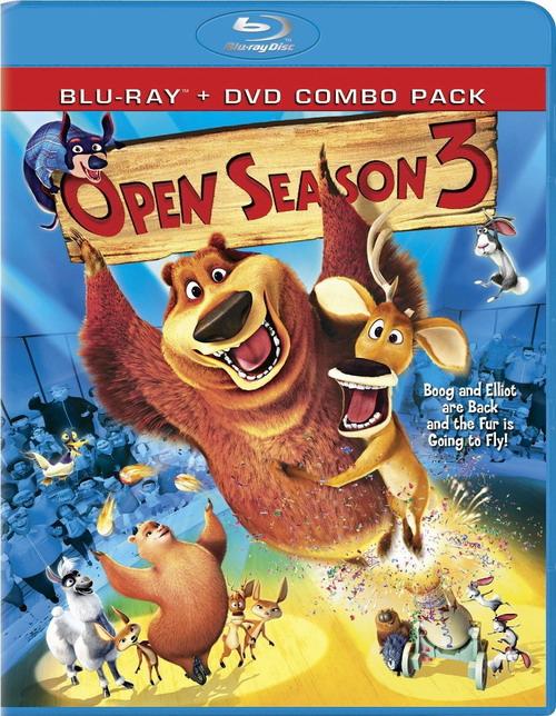 打獵季節3 Open Season 3